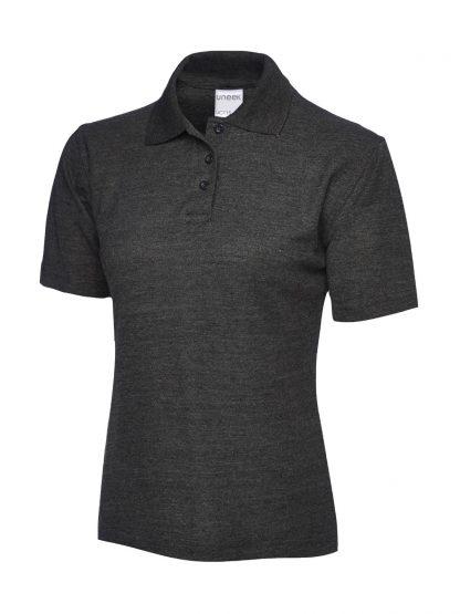 Uneek Ladies Ultra Cotton Poloshirt