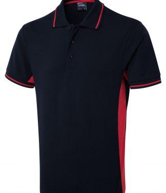 Uneek Two Tone Polo Shirt