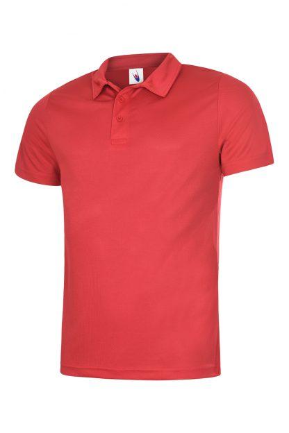 Uneek Mens Ultra Cool Poloshirt