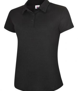 Uneek Ladies Super Cool Workwear Poloshirt