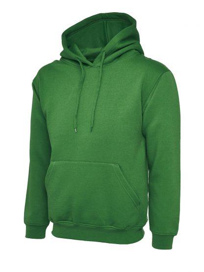 Uneek Classic Hooded Sweatshirt