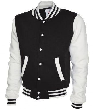 Uneek Mens Varsity Jacket