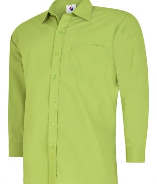 Uneek Mens Poplin Full Sleeve Shirt