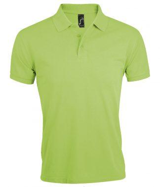SOLs Prime Pique Polo Shirt Apple Green 5XL (10571 APL 5XL)