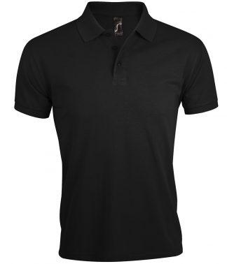 SOLs Prime Pique Polo Shirt Black 5XL (10571 BLK 5XL)