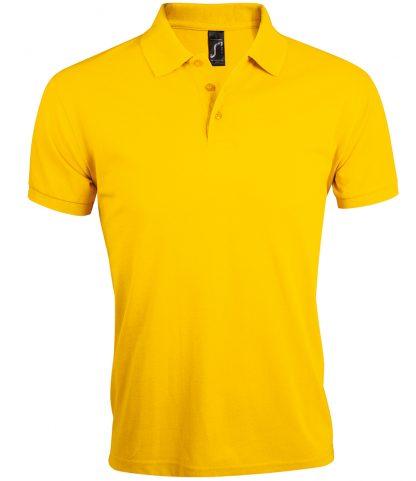 SOLs Prime Pique Polo Shirt Gold 4XL (10571 GOL 4XL)