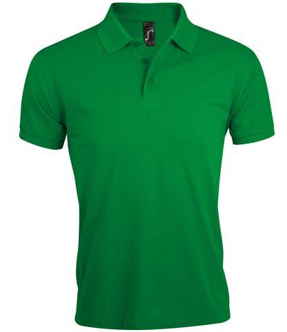 SOLs Prime Pique Polo Shirt Kelly 5XL (10571 KEL 5XL)