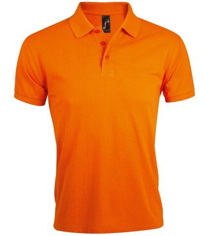 SOLs Prime Pique Polo Shirt Orange 5XL (10571 ORA 5XL)