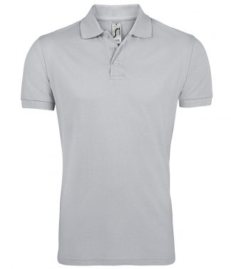 SOLs Prime Pique Polo Shirt Pure grey 5XL (10571 PGE 5XL)