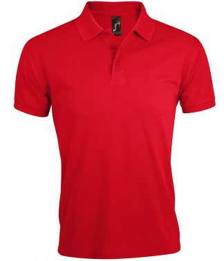 SOLs Prime Pique Polo Shirt Red 5XL (10571 RED 5XL)