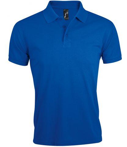 SOLs Prime Pique Polo Shirt Royal 5XL (10571 ROY 5XL)