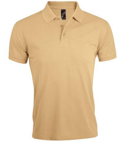 SOLs Prime Pique Polo Shirt Sand 4XL (10571 SAN 4XL)