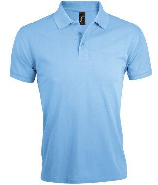 SOLs Prime Pique Polo Shirt Sky blue 4XL (10571 SKY 4XL)