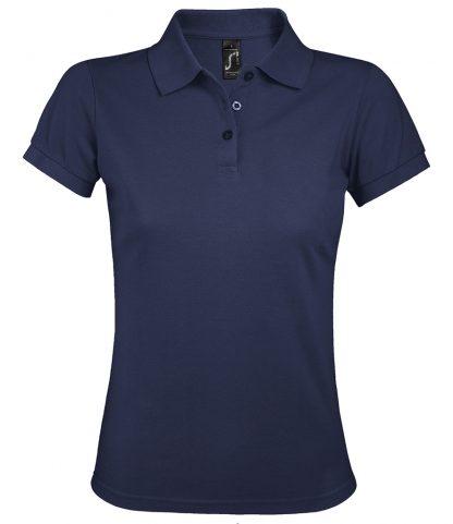 SOLs Lds Prime Pique Polo Shirt French navy 3XL (10573 FNA 3XL)