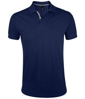 SOLS Portland Polo Shirt French navy 3XL (10574 FNA 3XL)