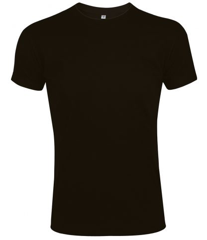 SOLs Imperial Fit T-shirt Deep black XXL (10580 DBK XXL)