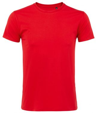 SOLs Imperial Fit T-shirt Red XXL (10580 RED XXL)