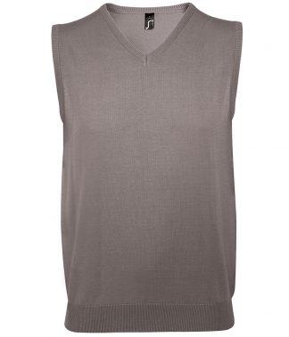 SOLs Gentlemen S/less Sweater Grey 3XL (10591 GRE 3XL)