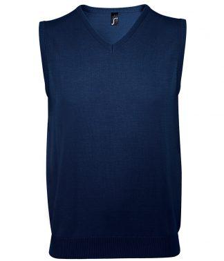 SOLs Gentlemen S/less Sweater Navy 3XL (10591 NAV 3XL)