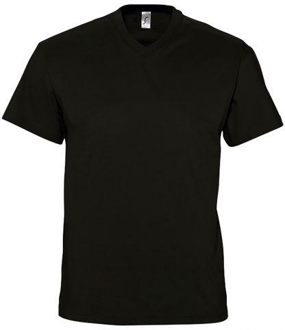 SOLS Victory V Nk T-Shirt Deep black 3XL (11150 DBK 3XL)