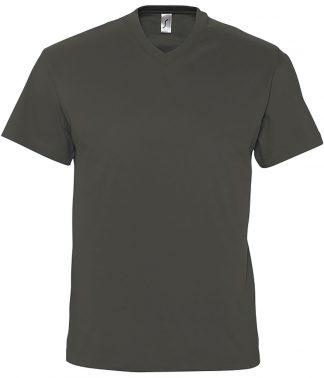 SOLS Victory V Nk T-Shirt Dark Grey 3XL (11150 DGY 3XL)