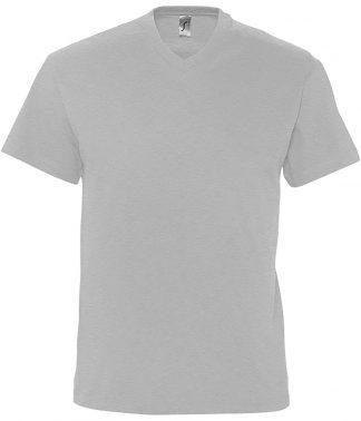 SOLS Victory V Nk T-Shirt Grey marl 3XL (11150 GYM 3XL)