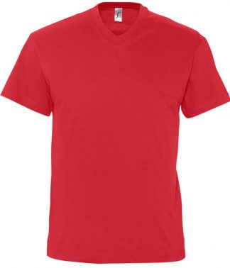 SOLS Victory V Nk T-Shirt Red 3XL (11150 RED 3XL)