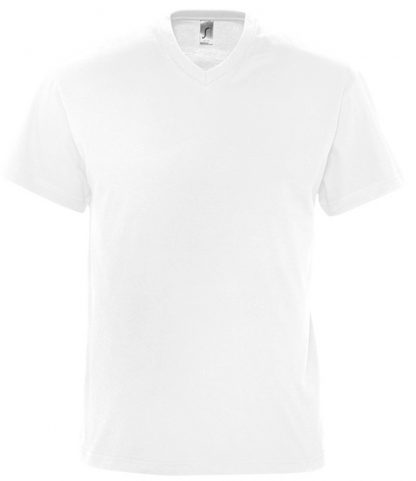 SOLS Victory V Nk T-Shirt White 3XL (11150 WHI 3XL)