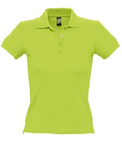 SOLS Ladies People Polo Apple Green XXL (11310 APL XXL)