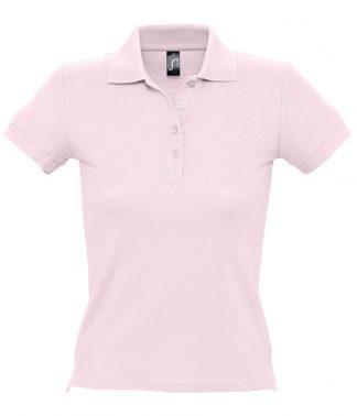 SOLS Ladies People Polo Pale Pink XXL (11310 PPN XXL)