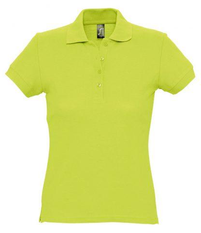 SOLS Ladies Passion Polo Apple Green XXL (11338 APL XXL)