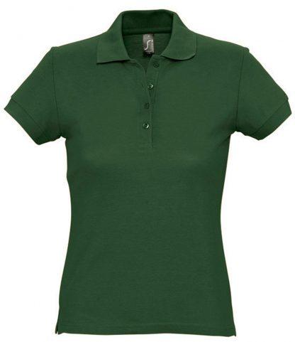 SOLS Ladies Passion Polo Green XXL (11338 GRN XXL)