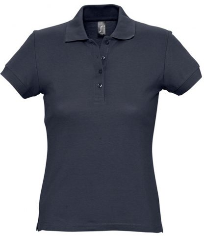 SOLS Ladies Passion Polo Navy XXL (11338 NAV XXL)