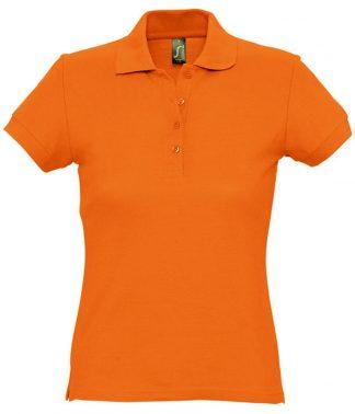 SOLS Ladies Passion Polo Orange XXL (11338 ORA XXL)