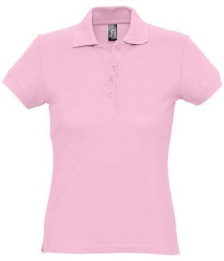 SOLS Ladies Passion Polo Pink XXL (11338 PIN XXL)