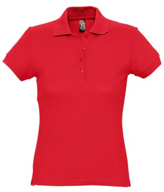 SOLS Ladies Passion Polo Red XXL (11338 RED XXL)