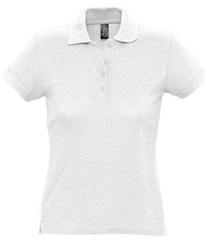 SOLS Ladies Passion Polo White XXL (11338 WHI XXL)