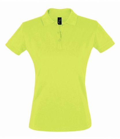 SOLS Ladies Perfect Polo Apple Green XXL (11347 APL XXL)