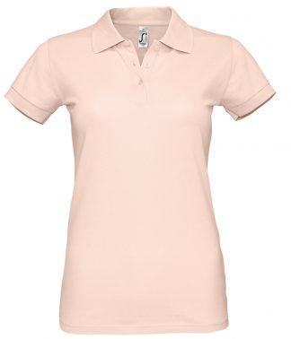 SOLS Ladies Perfect Polo Creamy pink XXL (11347 CYP XXL)