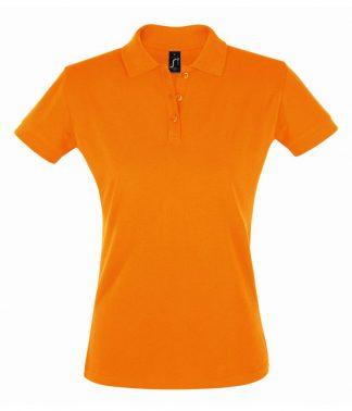 SOLS Ladies Perfect Polo Orange XXL (11347 ORA XXL)