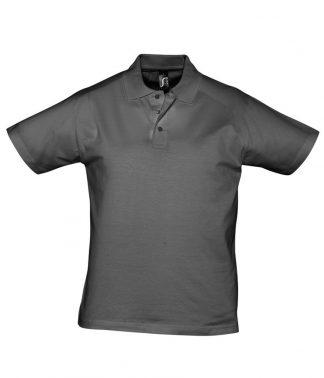 SOLS Prescott Jersey Polo Dark Grey 3XL (11377 DGY 3XL)
