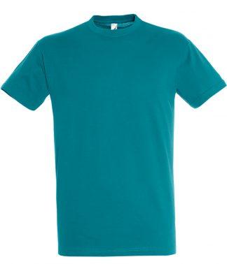 SOLS Regent T-Shirt Duck blue XXL (11380 DUB XXL)