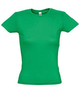 SOLS Ladies Miss T-Shirt Kelly XXL (11386 KEL XXL)