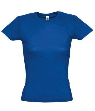 SOLS Ladies Miss T-Shirt Royal XXL (11386 ROY XXL)