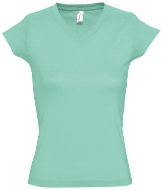 SOLS Ladies Moon V Nk T-Shirt Mint 3XL (11388 MIN 3XL)