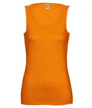 SOLS Ladies Jane Tank Orange XL (11475 ORA XL)