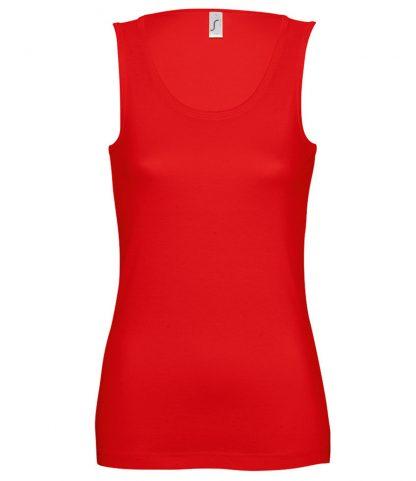 SOLS Ladies Jane Tank Red XL (11475 RED XL)