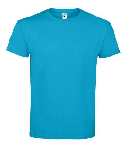 SOLS Imperial T-Shirt Aqua 5XL (11500 AQA 5XL)