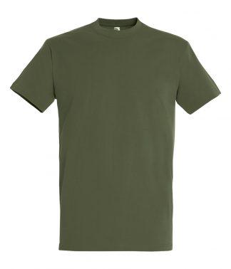 SOLS Imperial T-Shirt Army XXL (11500 ARM XXL)