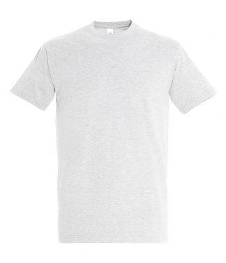 SOLS Imperial T-Shirt Ash 5XL (11500 ASH 5XL)